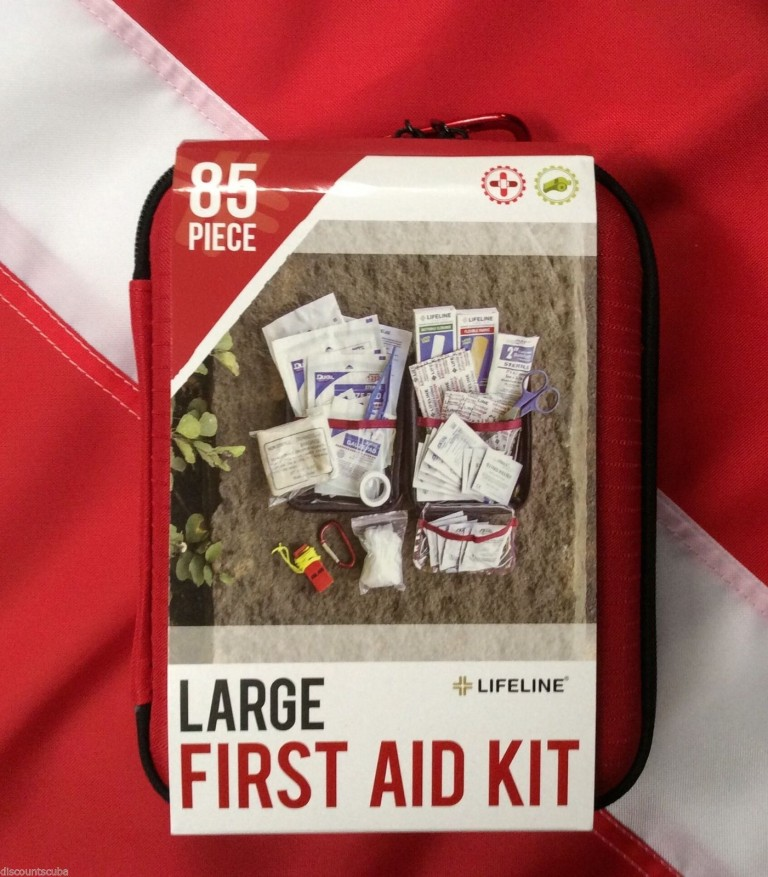 http://www.ebay.com/itm/85piece-large-first-aid-kit-preparadness-disaster-equipment-LIFELINE-survival-/331627302961?hash=item4d36871031